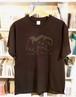 モルタル復刻Tシャツ(ホンゴリアンデザインMRSロゴ)