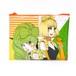 海月姫 ポーチ 【オレンジ】