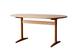 aテーブル(楕円) ナラ W1500