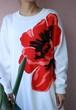 ESCADA big flower kinit sweater