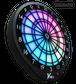 コンパクトLED ダーツ ボード VDarts H4L 日本正規代理店 オンライン  Darts Vダーツ