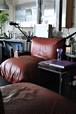 アルフレックス マレンコ  レザーカバー付 ワンシーター/ arflex  MARENCO MARENCO- leather sofa -One seater
