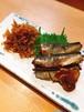 神楽のじゃこと鰯の生姜煮のセット