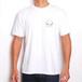 MOUNTAIN × GAKIYA ISAMU Tシャツ / Surf boy  / White