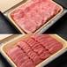牛善®特選 常陸牛1キロ詰合せ(A):カタロースすきやき用500g+上ももカルビ500g