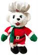 BIMBO Plush Santa Claus