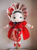 絹文化人形 (No.18)