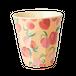 *新作【rice】メラミンカップ ピーチ 桃