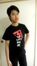 バングラデシュ 子供Tシャツ 4A ベンガル語文字(男女兼用)