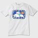 ももちゃんの世界002 Tシャツ ※お肌にやさしいガーメントインクジェット印刷