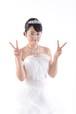 【0142】ポーズを取る花嫁