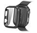Apple watch 38mm用ケース カーボン柄 ラウドタイプ