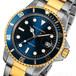 ドルチェ セグレート DOLCE SEGRETO クオーツ メンズ 腕時計 CSB200BU ブルー ブルー