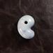 糸魚川翡翠 まがたま ゆる勾玉  マルチカラー 15.5g Multi-coloured Jadeite Yuru-Magatama