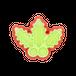 クッキー型:ヒイラギ
