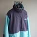 2000's [THE NORTH FACE] デナリジャケット POLARTEC ミントブルー×グレー 表記(women's XL) ノースフェイス ヴィンテージ