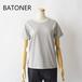 BATONER/バトナー・Multi Border T-Shirt
