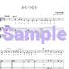《楽譜》松尾葉子編曲 女声合唱「かたつむり」