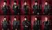 舞台「乱歩奇譚〜パノラマ島の怪人〜」アンサンブル ブロマイド5枚セット(計2種類)