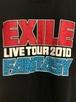 2010's EXILE FANTASY TOUR T's