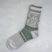 socks A-S02 グリーン