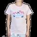 ジープ島オリジナルTシャツ Nピンク・ブルー・ホワイト