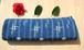 手織り着尺 藍染め 絣柄 コットン100%   草木染め ふんどしパンツ ベビーグッズ制作に!