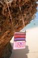 ネパール刺繍バッグ