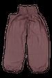 ブラウンハーレムパンツ Brown Harem Pants