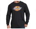 DICKIESディッキーズ  WL45A ICON ICON GRAPHIC TEE インパクト大  ビッグロゴ ロンT Tシャツ L/S