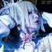 サイバー ネックコルセット(Cyber Neck Corset ) 白×紫