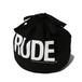 RUDE PERSONAL EFFECTS BAG (BLACK) / RUDE GALLERY
