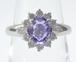 【ジュエリーマキ】サファイア ダイヤリング プラチナ 0.56ct 0.34ct ~【Jewelry Maki】Sapphire diamond ring Platinum 0.56ct 0.34ct~