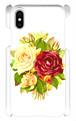 バラの花束スマホケース