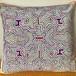 シピボ族の手刺繍 クッションカバー015