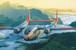ローデン 1/144 014T321 米・フェアチャイルドC-119Cボックスカー双胴機体輸送機