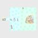 Android Mサイズ  おかしの家をプレゼント! 手帳型スマホケース