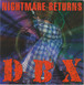 DBX / Nightmare Returns [EP/Used/7inch]