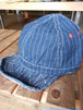 OLD MAN Stripe Ball Cap