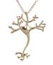 Neuronネックレス カラー:ゴールド