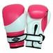 GOSSA(ゴッサ) ボクシンググローブ 【ピンク&ホワイト】