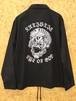 『Tibetan skull』COACH JACKET Black