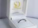 タンタル結婚指輪ペア | セミラウンド2mm