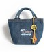 OPEN THE DREAM CATCH BAG(Denim S)