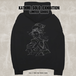 Cross & Stitch 10oz Pullover hoodie(S,M,L,XL)/ Black