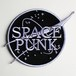 "MajorCrimesDivision""Space Punk Embroidered Patch -BLACK NASA style - """