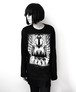 "PLASTICZOOMS ""RUINS #1"" LONG SLEEVE SHIRT"