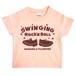 SWiNGiNG R&R キッズTシャツ (90サイズ/アプリコット)
