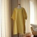 優しさに包まれる心地よさを感じるドレス:レモンイエロー
