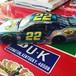 NASCAR joeylogano 1/24 スケール
